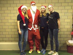 Weihnachtsfeier BBS