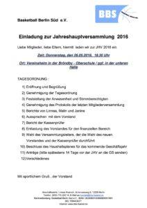 15_16Einladung zur Jahreshauptversammlung